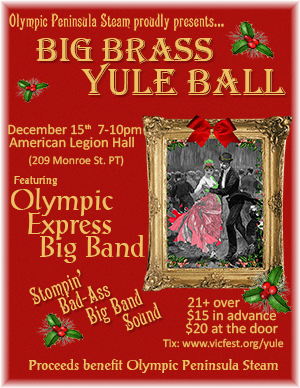 Port Townsend's Yuletide Ball